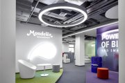 Mondelez International / архитектурное бюро VOX Architects / Москва