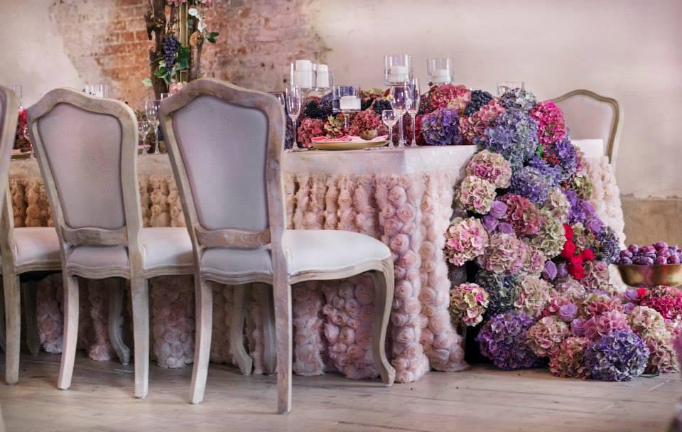 Лакшери цветы москва