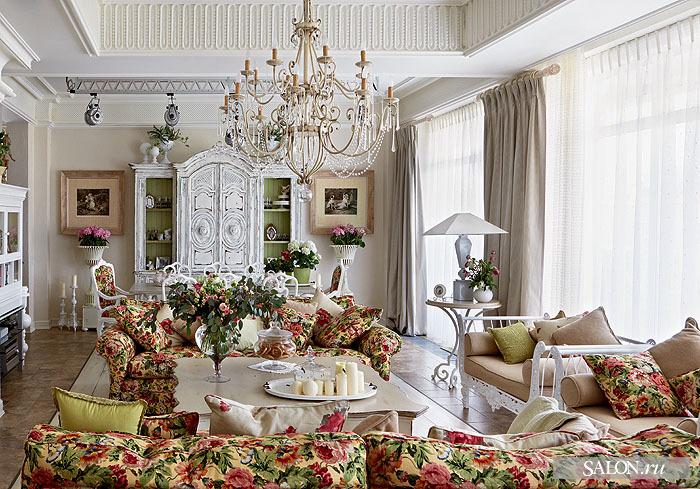1. Когда говорят стиль прованс, скорее всего имеют ввиду дизайн в интерьере.  Такой стиль пришел из Франции...
