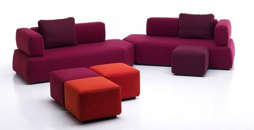 Какие оригинальные диваны предлагают производители. . Сегодня производители мягкой мебели предлагают