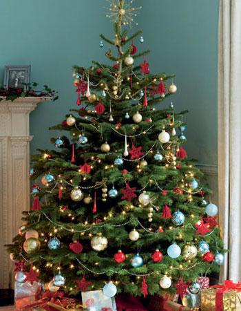 Всем нам известно, что традиция украшать ёлку к Рождеству.